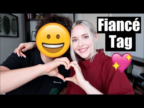 Get To  Know My Fiancé | How We Met, Age Difference, His Job