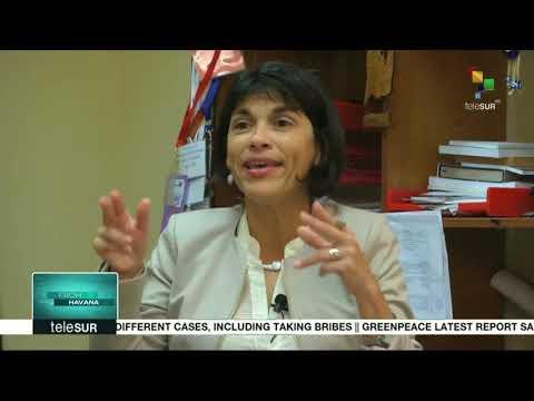 From Havana: Tania Crobet