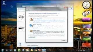 Comment utiliser son téléphone portable comme modem 3G sous Windows 7   YouTube
