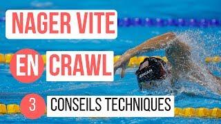Nager Vite En Crawl : 3 Conseils Techniques