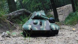 Танк на радиоуправлении German King Tiger Heng Long 1/16 2.4G(Распаковка и первый пуск Танк на радиоуправлении Heng Long 1/16 2.4G 3888-1 German King Tiger Купить танк/Buy tank http://goo.gl/68UvPG ..., 2016-09-09T08:07:13.000Z)
