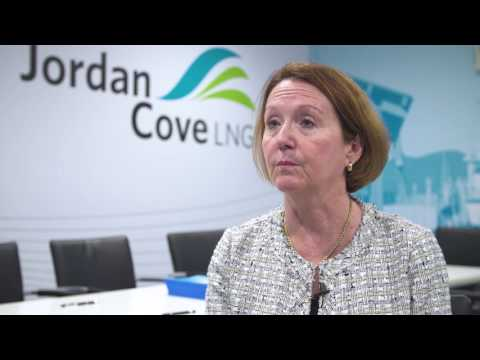 Jordan Cove LNG President discusses project updates and U.S LNG exports