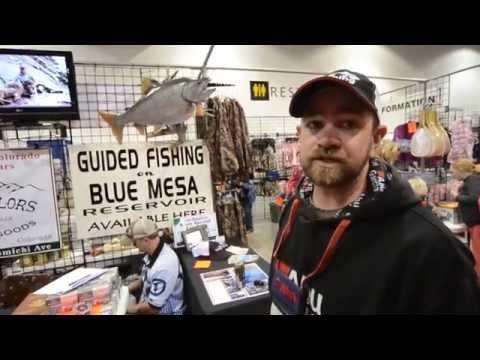 Guided Fishing on Blue Mesa Reservoir!
