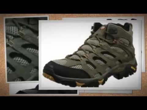 15 Best Hiking Boots for men in 2016 - YouTube
