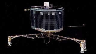 Philae Lander Finally Slingshots Around the Sun