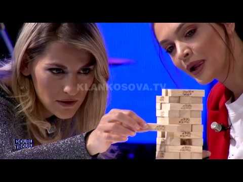EMISIONI - DOUBLE TROUBLE - DHURATA LIPOVICA & FISNIK ADEMI