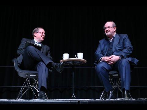 Citizen Artist: Salman Rushdie Receives 2015 Chicago Tribune Literary Prize