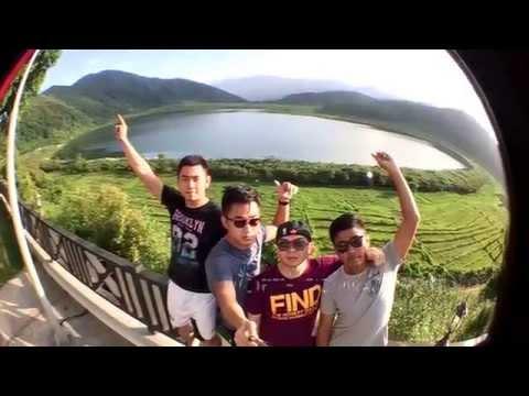 Trip to RiH Lake(Heart-Shpaed Lake) - Chin State Myanmar
