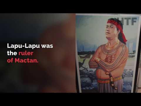 Datu Lapu-Lapu and the Death of Ferdinand Magellan | A Quick History