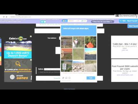 Fast, Smart, Easy, Bitcoin Faucet Rotator FEB 2016
