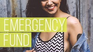How To Save An Emergency Fund | The Financial Diet