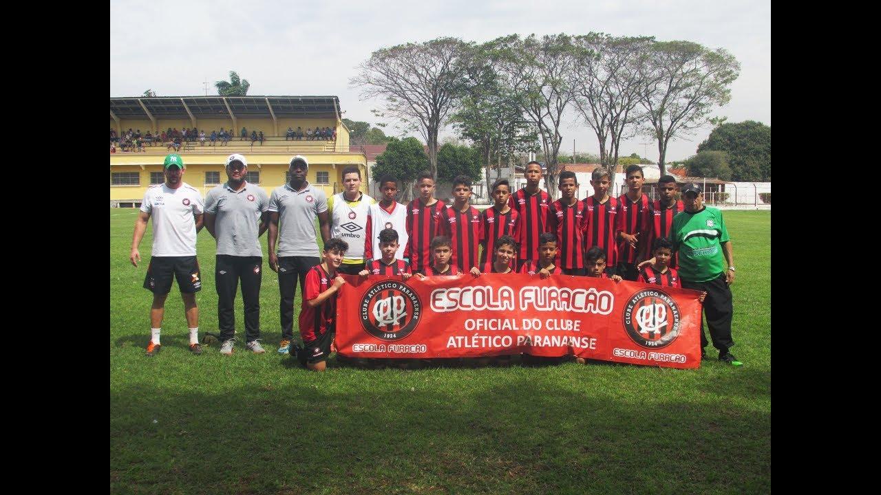 Escola Furacão Atlético Paranaense Serrana - YouTube c439b0cd78226