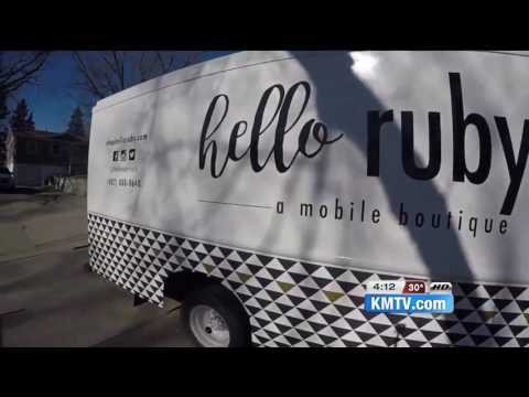 Omaha woman to start city's first mobile fashion truck