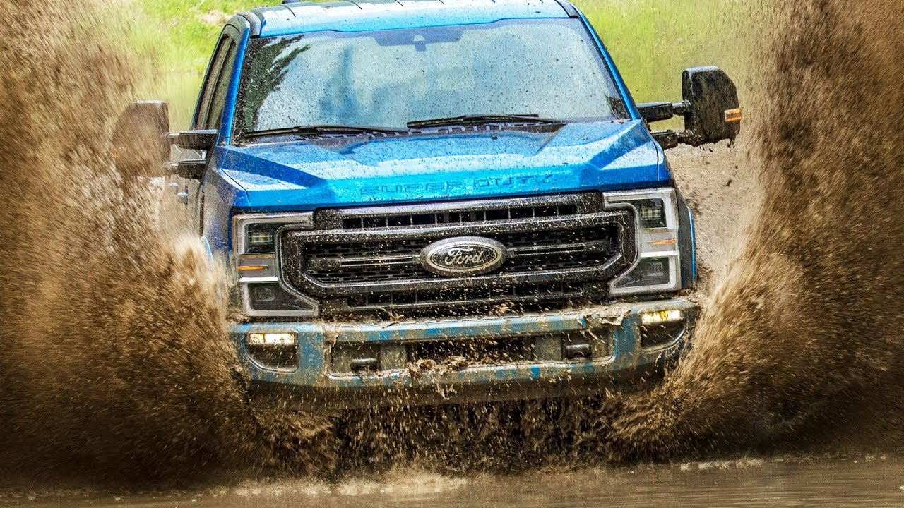 2020 Ford Super Duty Tremor Off Road Package Youtube
