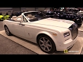 2017 Rolls Royce Phantom Drophead Coupe - Exterior and Interior Walkaround - 2017 Chicago Auto Show
