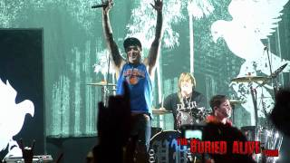 Hollywood Undead - City - Live @ Buried Alive Tour, Ft. Wayne, Indiana 11/30/2011