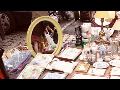 Lisbon' s Flea Market