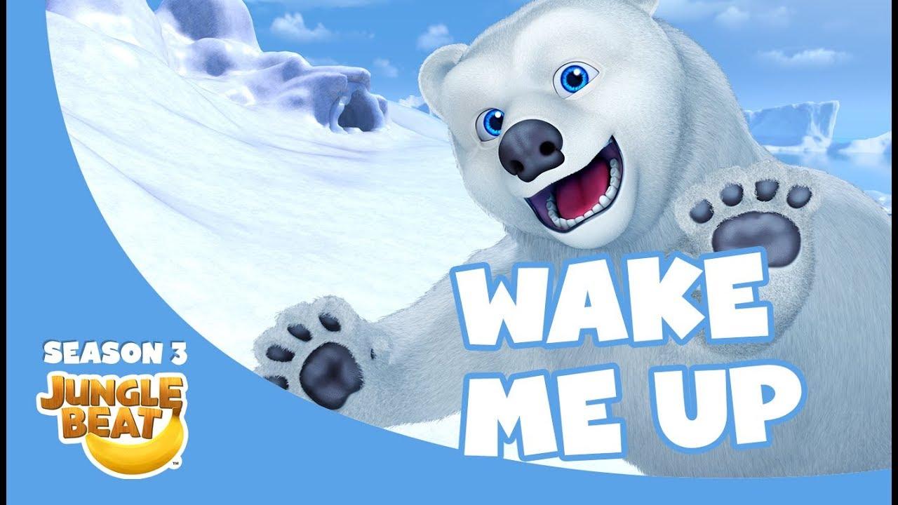 Wake Me Up – Jungle Beat Season 3 #11