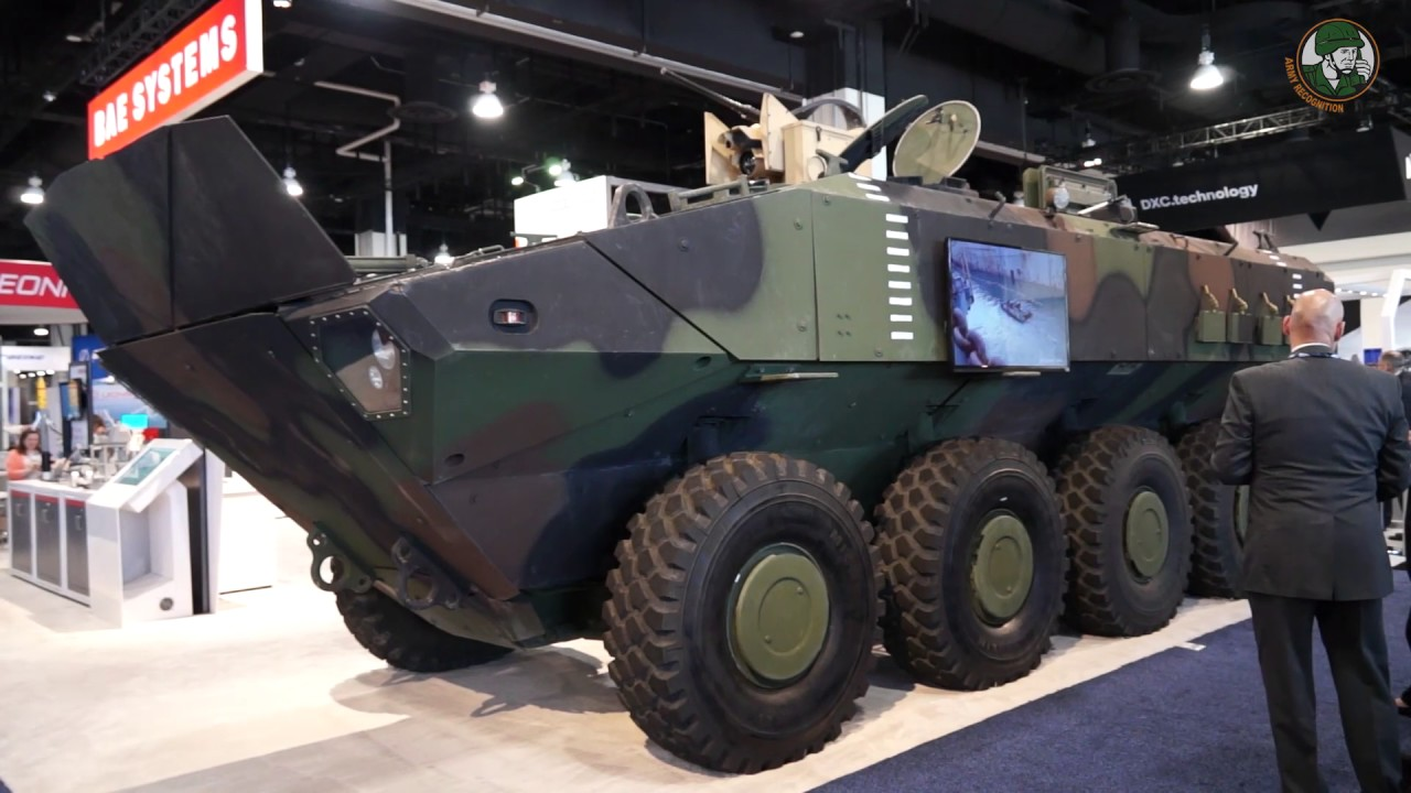 review acv 1 1 amphibious combat vehicle bae systems and iveco for