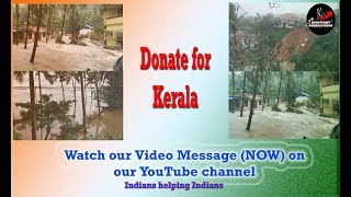 Flood in Kerala | Donate for Kerala | campaign by Kickstart Productions