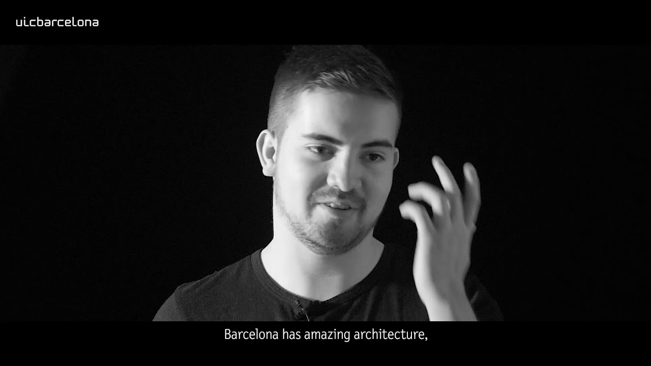 What is architecture about | School of Architecture UIC Barcelona