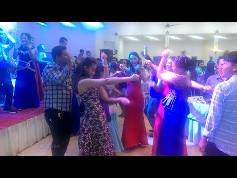 Panama Dancing by Team AK in Wedding party