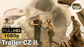 Kong: Ostrov lebek (2017) CZ HD trailer 2.