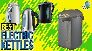 10 Best Electric Kettles 2017