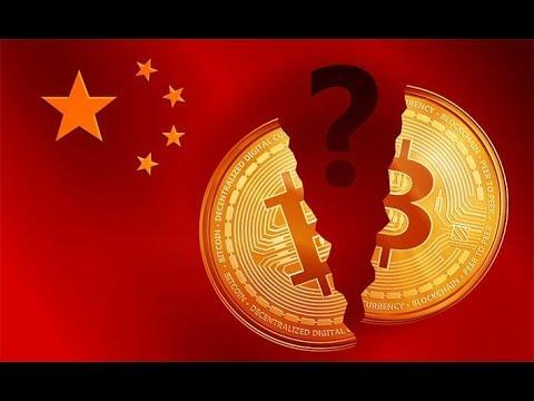 China Banning Bitcoin Mining ?