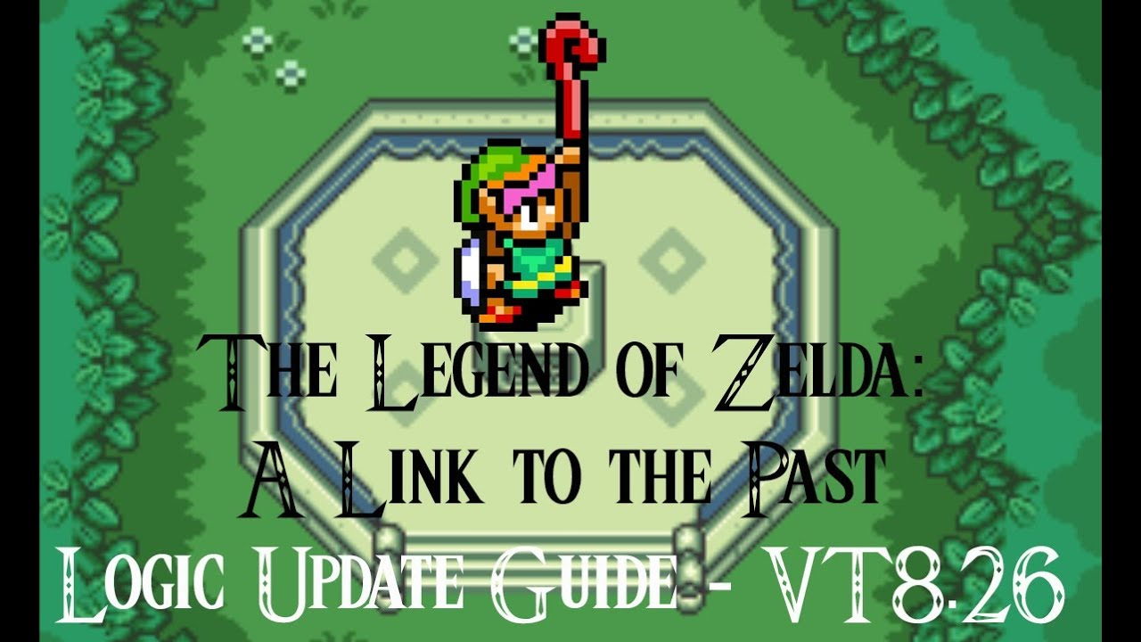 Updates - ALttP VT Randomizer