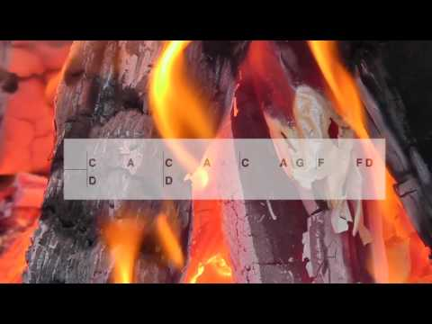 Proud Mary - CCR - Lyrics and Chords - Campfire Version - Musikschach
