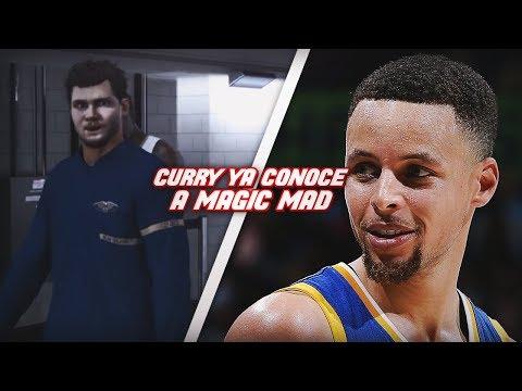 NBA 2K17 | MI CARRERA | STEPHEN CURRY YA...