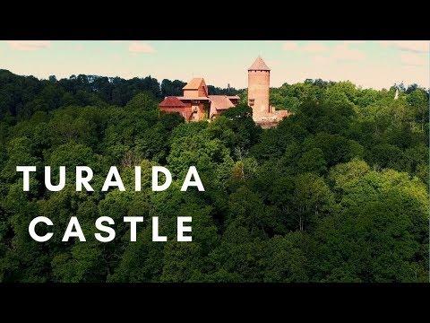 Latvia Travel - Summer Trip 2017 || Turaida Castle, Sigulda Tarzan park, Gauja, Gulf of Riga || 4K