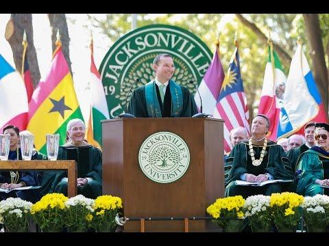 2016 Jacksonville University Commencement Speech - Mayor Lenny Curry