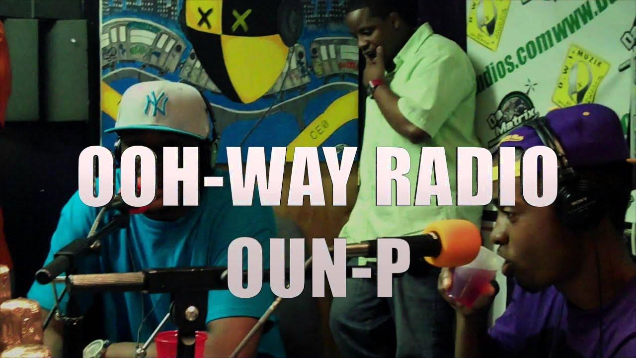 OOH WAY RADIO BATHGATE & OUN P FREESTYLE