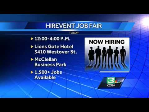 Looking for a job? Check out these openings in Sacramento