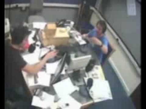 The Rhod Gilbert Radio Show (Stalker Cam)