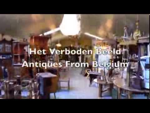 Antiek - Belgium Antiques Warehouse - Het Verboden Beeld Export