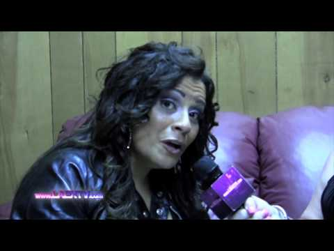 "Rare & Exclusive Interview with Freestyle Artist "" Lisa Lisa """