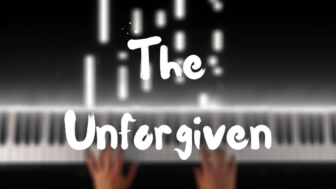 The Unforgiven - Metallica (ADVANCED Piano Cover)