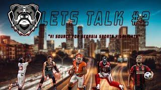 Georgia Vs. Florida Updates & Atlanta United Eliminated From Playoffs + More | Lets Talk #2