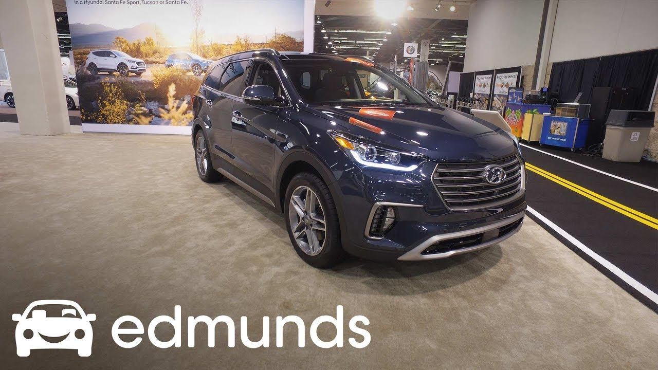 2018 Hyundai Santa Fe Prices, Reviews, and Pictures | Edmunds