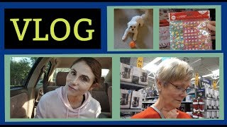 VLOG: WALMART SHOPPING  & NEW EUROPEAN SUNSCREENS| DR DRAY