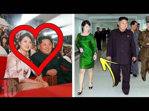 ODD Facts About Kim Jong Un's WIFE!