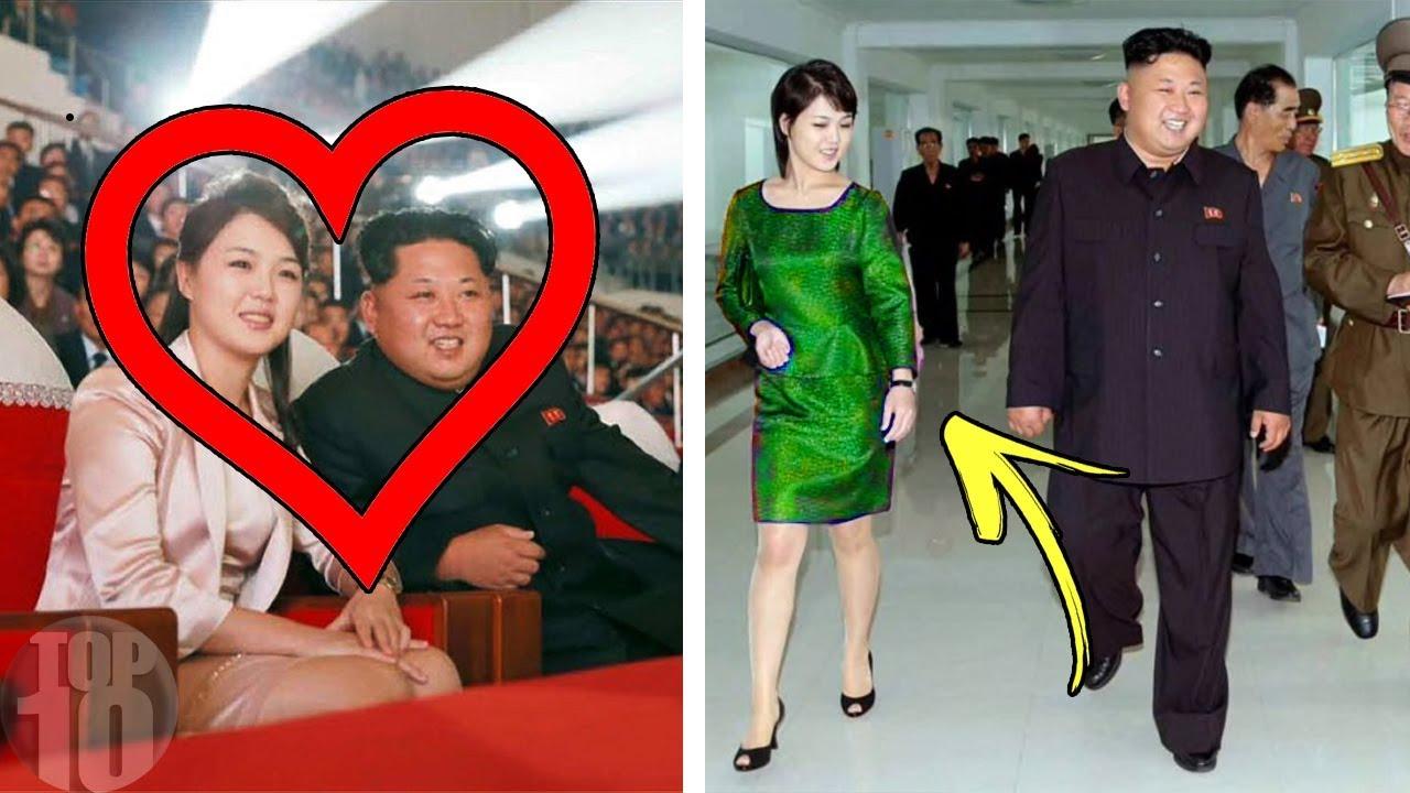 jong un wife Kim