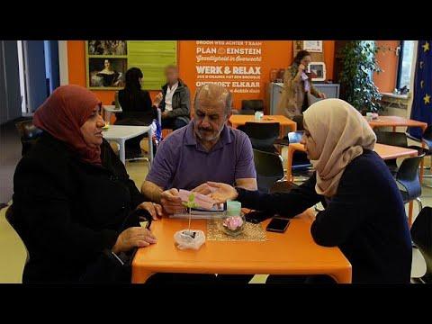 -خطة أينشتاين- برنامج متميز لدمج اللاجئين بالمجتمع الهولندي…  - 19:21-2018 / 5 / 23