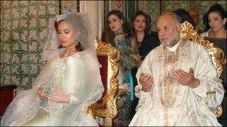 شاهد زفاف الملياردير المصرى أحمد الشريف على النجمة هند صبرى