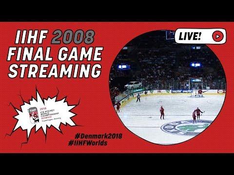 Historic #IIHFWorlds Finals: Canada vs. Russia 2008 - #IIHFWorlds 2018 - 동영상