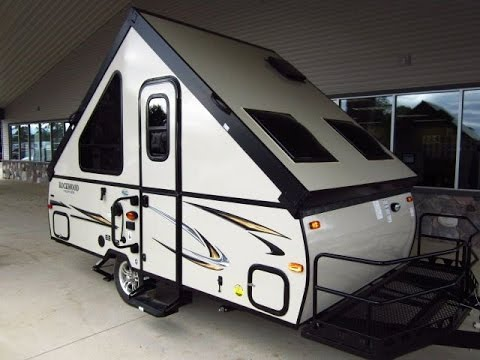 haylettrvcom 20155 rockwood hardside a122bh a frame popup camper in coldwater michigan