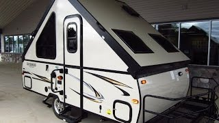 HaylettRV.com - 2015.5 Rockwood Hardside A122BH A Frame Popup Camper in Coldwater Michigan